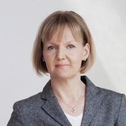 Photo Anna Granö, Managing Director of HPE Sweden
