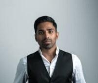 Photo Aroosh Thillainathan, CEO of Northern Data