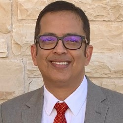 Photo Rajeev Sharma, Director of Software & Technologies, of the OCP Foundation