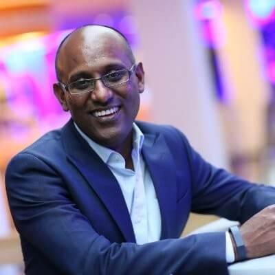Photo Mahesh Desai, Chief Relationship Officer, EMEA at Rackspace Technology