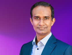 Photo Karthik Narain, global lead for Accenture Cloud First