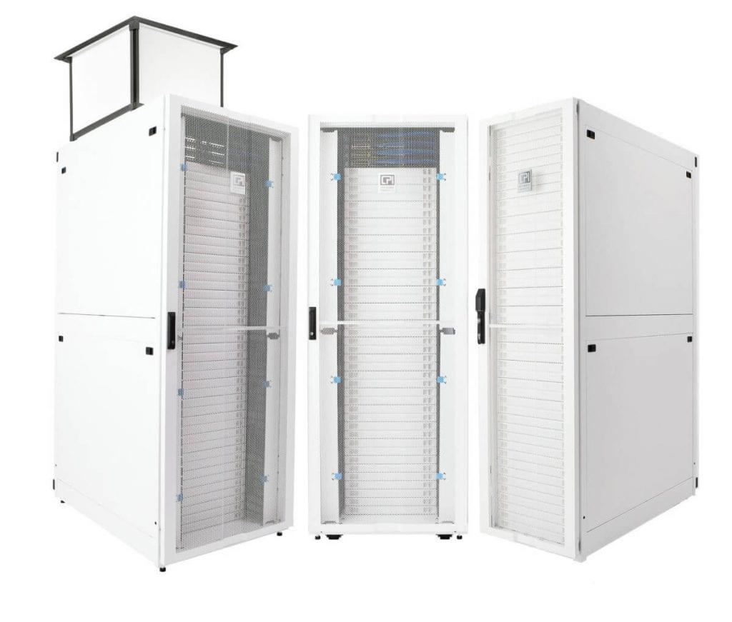 Chatsworth Products - ZetaFrame data center cabinet