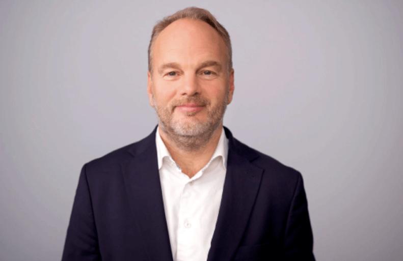 Photo Wiljar Nesse, Chief Executive Officer (CEO) of DigiPlex