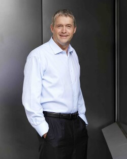 Photo Mark Foster, Senior Vice President, IBM Services