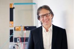 Photo Thomas Fritz, CEO of Kentix