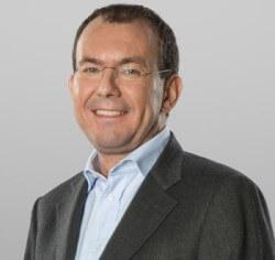 Photo Luca Rossi, Senior Vice President of Lenovo