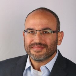 Photo Ohad Harlev, CEO of LyteLoop