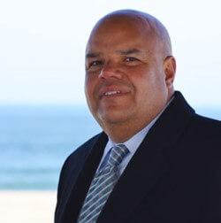 Photo Gil Santaliz, CEO of NJFX