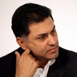 Photo Nikesh Arora, chairman and CEO of Palo Alto Networks