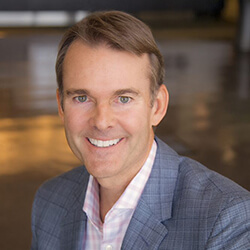 Photo Kevin Jones, CEO of Rackspace