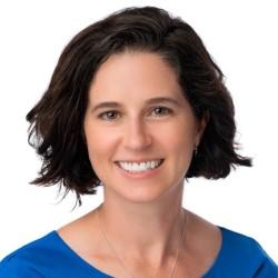 Photo Lauren Ridzon, directrice des solutions cloud chez Sycomp