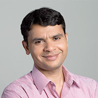 Photo Mohit Aron, CEO and Founder, Cohesity