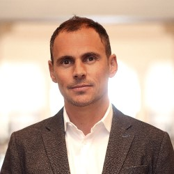 Photo Geoffroy Pajot, Global Microsoft Partner Executive at Capgemini