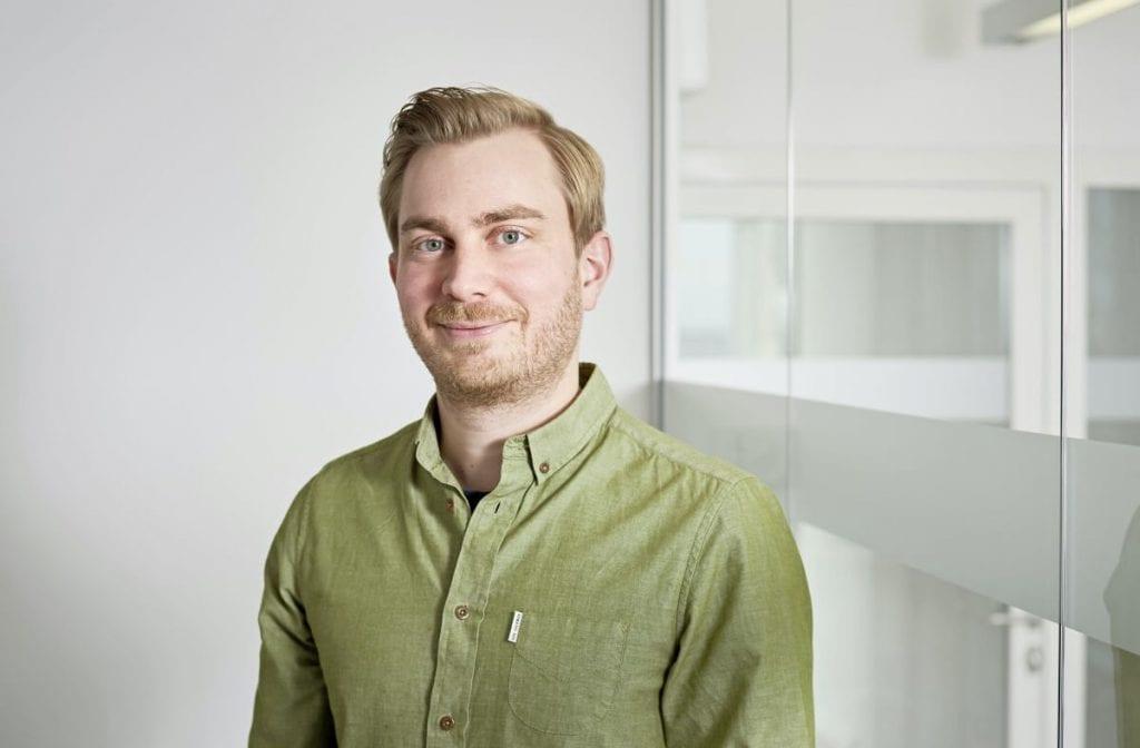 Photo Christian Jäger, CEO of CloudFest