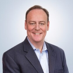 Photo Robert Kenney, Chief Revenue Officer chez Connected2Fiber