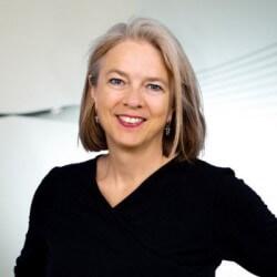 Photo Lise Fuhr, Director General, ETNO