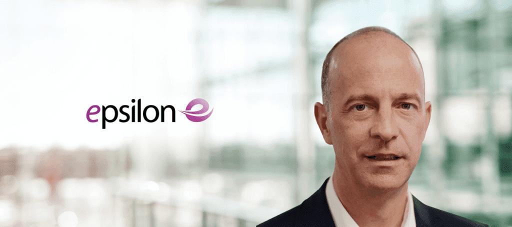 Photo Epsilon CEO - Michel Robert