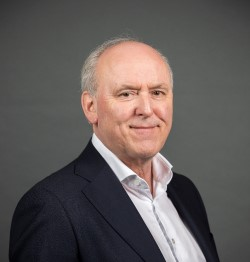 Photo Eugene Bergen Henegouwen, President, EMEA, Equinix