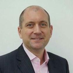 Photo Simon Ewington, vice president of Worldwide Distribution, HPE