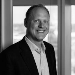 Photo Tim Ziemer, Vice President Sales at Juniper Networks