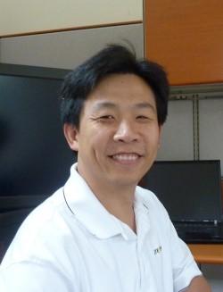 Photo George Wang, President, LiteSpeed Technologies