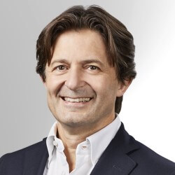 Photo Giordano Albertazzi, CEO of Vertiv in Europe, Middle East and Africa (EMEA)