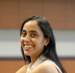 Photo Sonal Puri, Chief Executive Officer (CEO) of Webscale