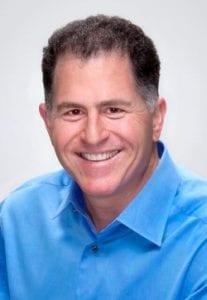 Photo Michael Dell, chairman of the board, VMware