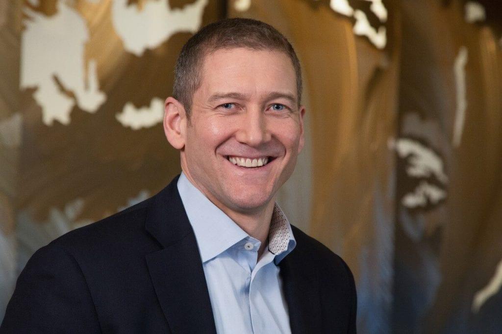 Dan Higgins, Global Technology Consulting Leader at EY