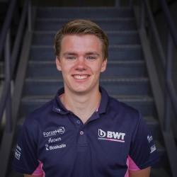 Photo Martijn Loonen, Chief Aerodynamics chez Forze Hydrogen Racing