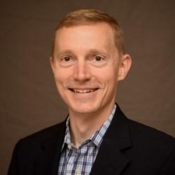 Photo Chris Pennington, Global Energy Manager at Iron Mountain Data Centers