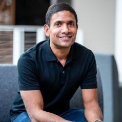 Photo Tony Paikeday, senior director of AI systems at NVIDIA