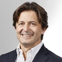 Photo Giordano Albertazzi, CEO of Vertiv in EMEA