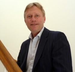 Photo Onno Bos, Sales Director of AMS-IX