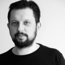 Photo Robert Jacobi, the newly appointed Director of WordPress