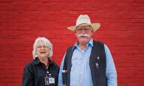 Photo Carolyn and Ron Yokubaitis, co-founders of Data Foundry