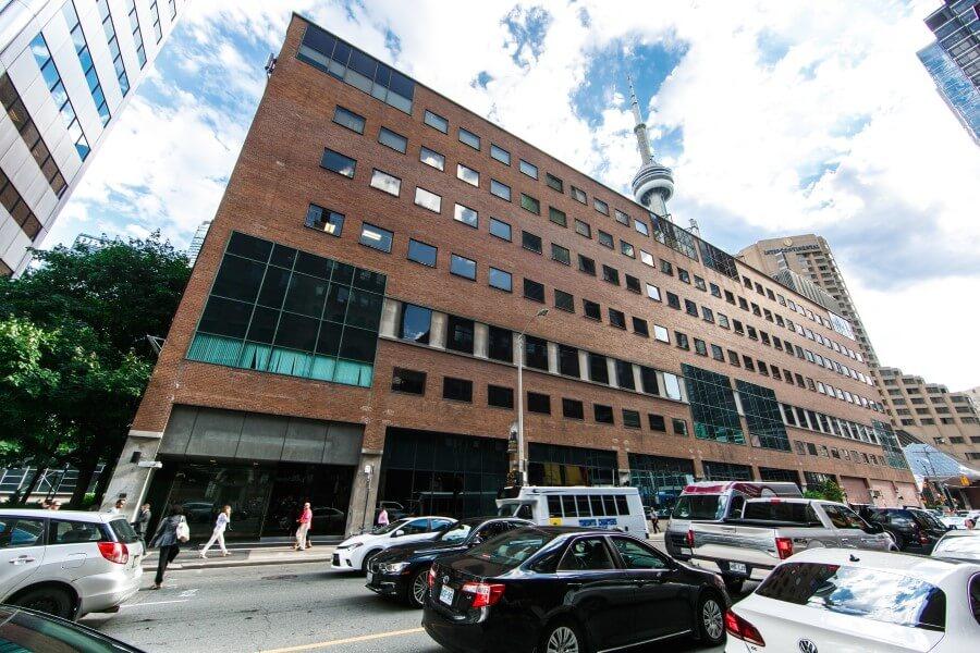 Digital Realty data center Toronto Canada