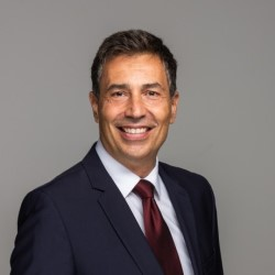 Photo Johannes Koch, Senior Vice President, Germany, Austria and Switzerland, HPE