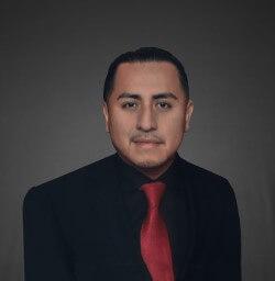 Photo Manny Vivar, Chief Executive Officer & President of Global Operations at HostDime