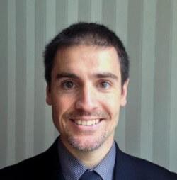 Photo Stefano Pellerano, principal engineer at Intel Labs