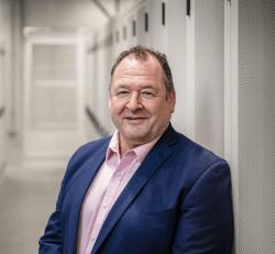 Gérard Thibault, Chief Technology Officer (CTO) atKao Data