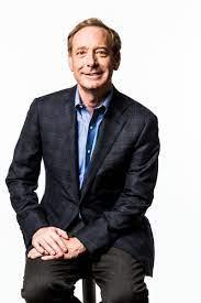 Photo Brad Smith, President at Microsoft