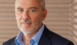 Photo Stéphane Richard, Chairman and CEO of Orange
