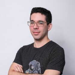 Photo Barak Schoster, chief architect at Palo Alto Networks