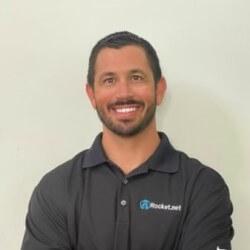 Photo Ben Gabler, Chief Executive Officer (CEO) of Rocket.net