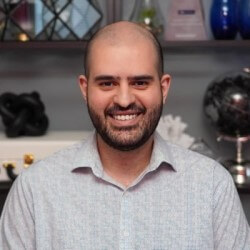 Photo Mohammed Naser, CEO of VEXXHOST