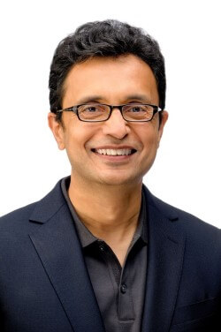 Photo Hitesh Sheth, president and Chief Executive Officer (CEO) at Vectra