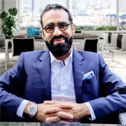 Photo Ahmed Amni, Director of Sales, EMEA, Virtuozzo
