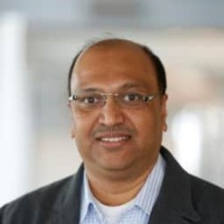 Photo Kishore Durg, who leads Accenture Cloud First Global Services