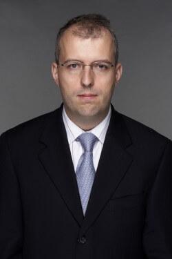 Bernard Breton, CEO of Adaptiv Networks